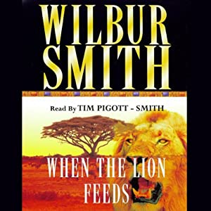 When the Lion Feeds Audiobook
