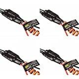Weyland Emax BLHELI 12A Speed Controller ESC 4pcs For FPV QAV250 Mini Quadcopter