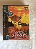 NEO GEO AES SAMURAI SHODOWN (Japan Samurai Spirits)