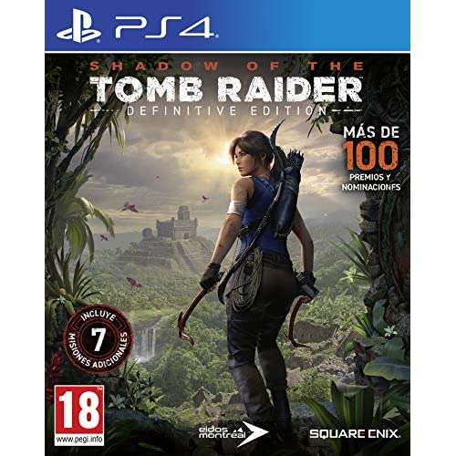chollos oferta descuentos barato Shadow of The Tomb Raider Definitive Edition