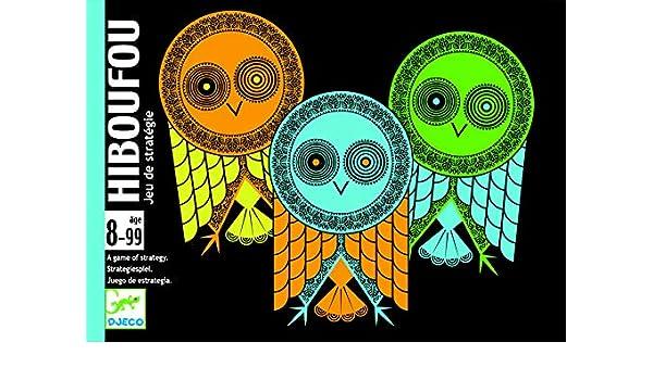 1 Multicolor 35180 Djeco Cartas Forest Adventure