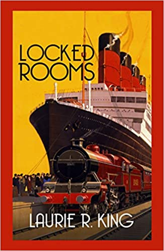 Read Locked Rooms Mary Russell 8 By Laurie R King