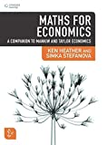 img - for Maths for Economics: A Companion to Mankiw and Taylor Economics book / textbook / text book