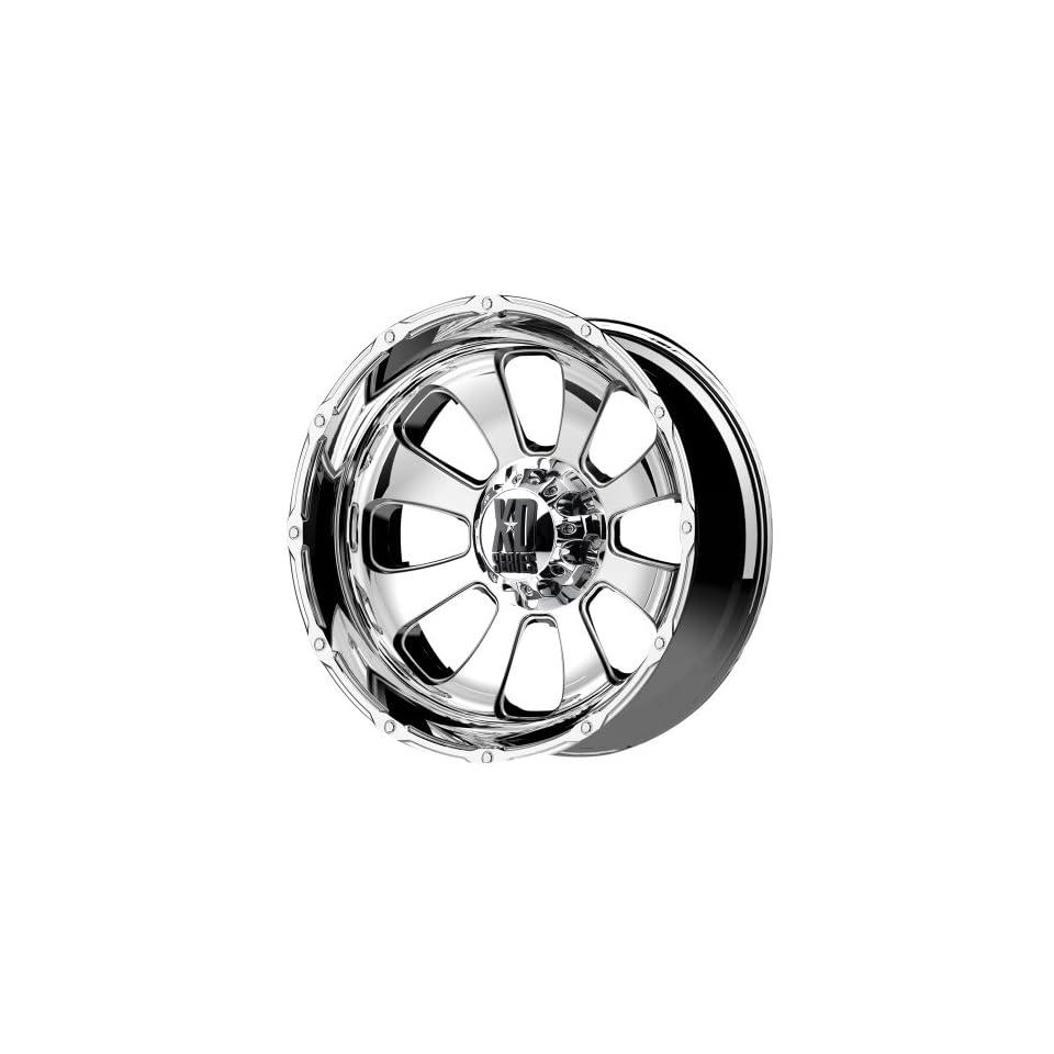 XD Series 7992 Armour Chrome Finish Wheel (20x12/8x6.5)