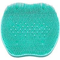 Cepillo de pie de silicona Scrubber Masajeador Cepillo