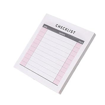 Pinzhi Mignon diario Agenda planificador semanal Agenda ...