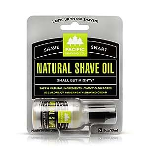 Pacific Shaving Company Natural Shaving Oil