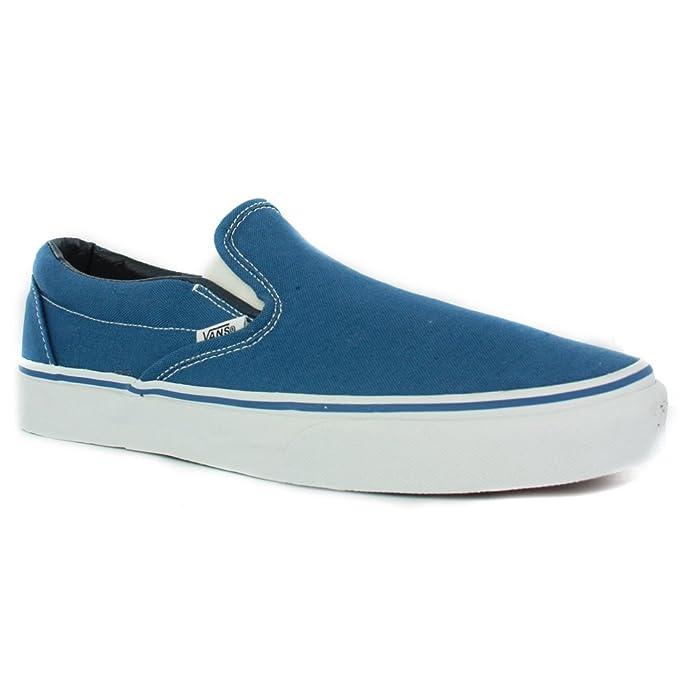 Vans Unisex-Erwachsene Classic Slip-On Low-top Blau Navy