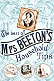 Mrs Beeton's Household Tips, Isabella Beeton, 0304368288