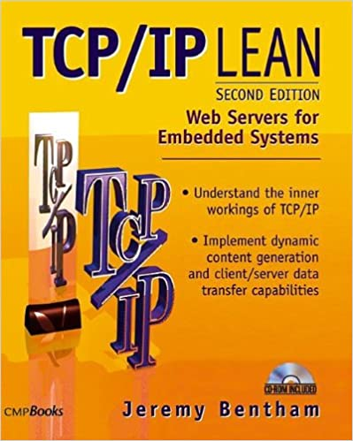Web Servers for Embedded Systems TCP//IP Lean