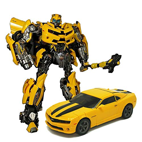 WEIJIANG Transformer BB LT01 MPM03 MPM-03 M03 TF5 Movie Bumblebee Oversize 28CM Alloy Version Collection Action Figure Robot - Transformer Toys Collection
