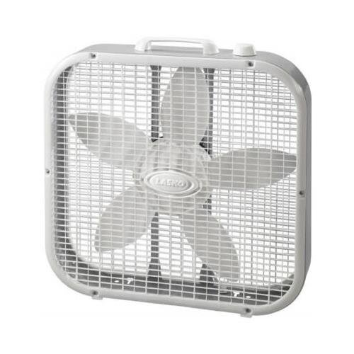 lasko 3733 box fan - 3