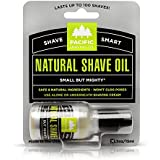 Pacific Shaving Company Natural Shaving Oil, 1 Pack