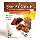 Somersaults Dutch Cocoa Nuggets 6 oz each (1 Item Per Order)