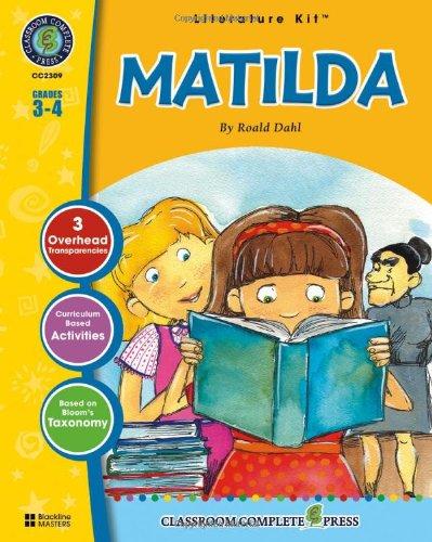 Matilda (Literature Kit) (Literature Kits: Grades 3-4)