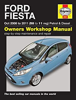ford fiesta owners workshop manual 2002 to 2008 haynes service and rh amazon co uk ford fiesta mk4 workshop manual ford fiesta mk4 workshop manual free download