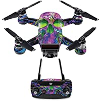 Skin for DJI Spark Mini Drone Combo - Hard Wired| MightySkins Protective, Durable, and Unique Vinyl Decal wrap cover | Easy To Apply, Remove, and Change Styles | Made in the USA