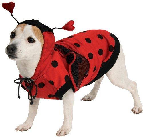 Rubie's Lady Bug Pet Costume, X-Large