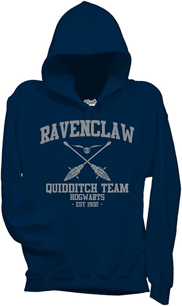 Film by Dress Your Style MUSH Felpa Ravenclaw Quidditch Harry Potter
