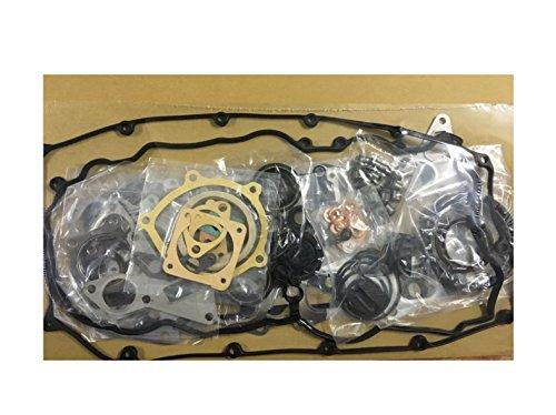FOR ISUZU excavator 4JJ1T 4JJ1-TC 4JJ1 valve guide seat + head gasket + piston ring + bearing set Isuzu Valve Guide