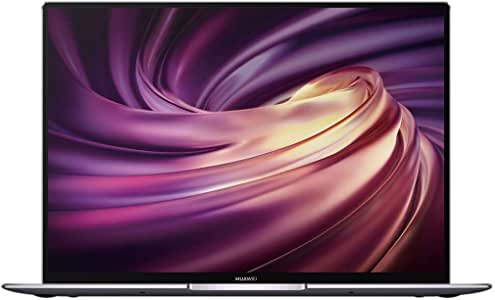 HUAWEI Matebook X Pro 2019, 13.9 Inch 91% Screen-to-Body Ratio, 8th Gen i7-8565U, 8GB+512GB - Space Gray
