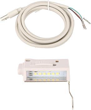 Accesorios para máquina de coser, barra de luz LED, lámpara de ...