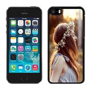 Fashion DIY Custom Designed iPhone 5C Generation Phone Case For Garland Girl Phone Case Cover