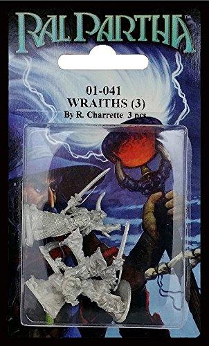 RAL PARTHA 01-041 Wraiths (3)