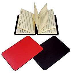 Magnetic Wallet Address Book - Set of 2 - Keep Contact Info Handy At All Times.
