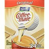 Coffee Mate The Original Crema de café líquido, caja de 24 quilates (paquete de 4)