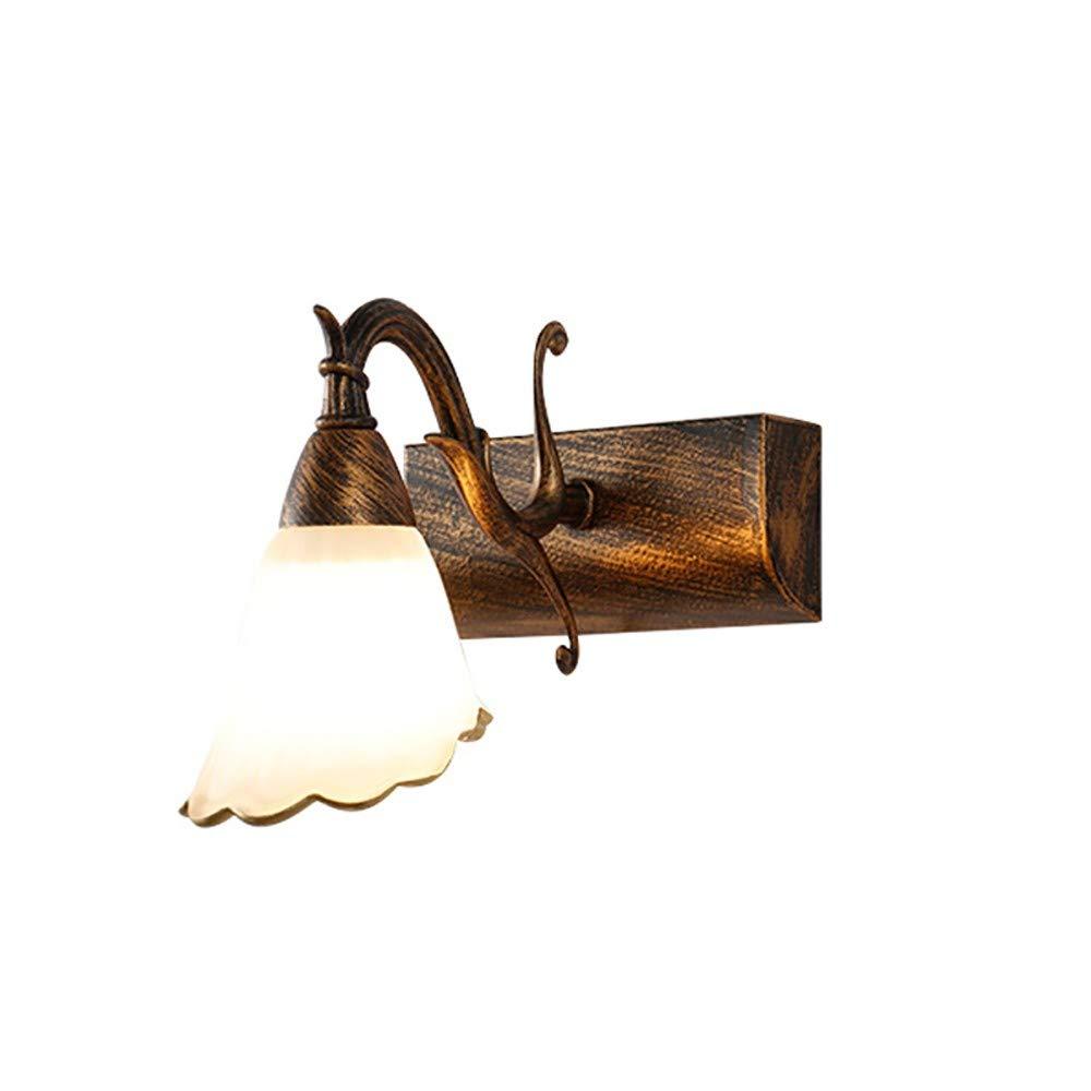 Desv/án VOVOVO Apliques de Pared Vintage Metal Lampara Rustica Retro L/ámpara Industrial de Pared E14 para la Salon Bombillas Incluidas Cocina Restaurante Cafe,