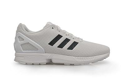 promo code 2b7aa e7322 Adidas Juniors - ZX Flux K - White Black - UK 6.5: Amazon.co ...