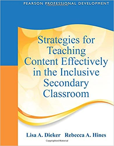 Strategies For Teaching Content Effectively In The Inclusive