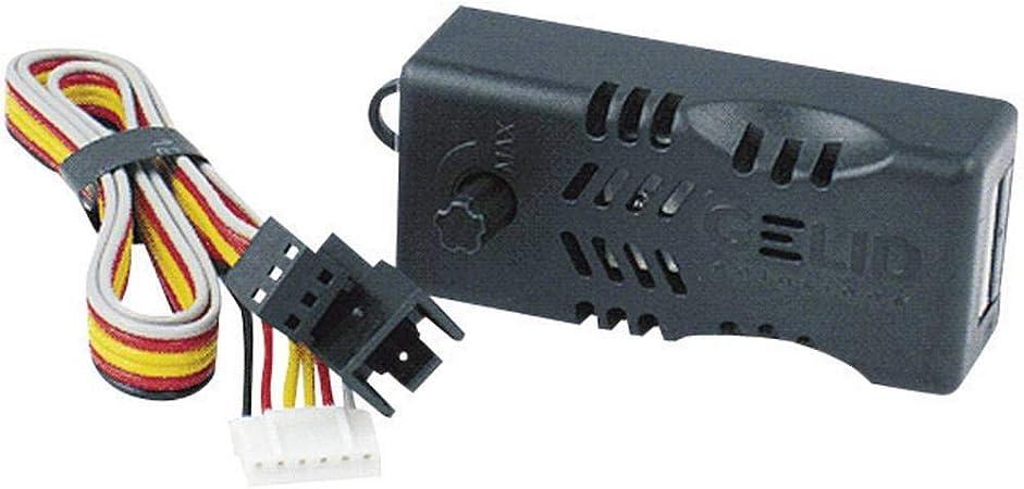 Gelid Solutions Fan Speed Control Negro Controlador de Velocidad ...