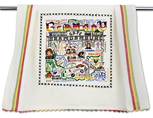 Catstudio Germany Dish Towel, Tea Towel or Bar Towel | International Collection | 20