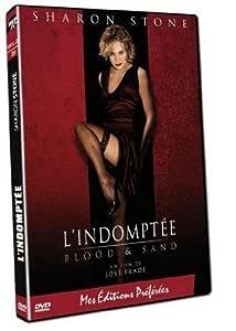 L'Indomptée [Francia] [DVD]: Amazon.es: Sharon Stone