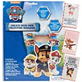 VALENTINE MAILBOX PAW PATROL CREATE YOUR OWN, Case Pack of 12