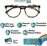 Prospek Blue Light Blocking Glasses S141 Artist