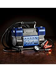 Air Compressor Thumper Max Portable Twin 300L/min 4x4 Offroad Tyre Inflator Hose