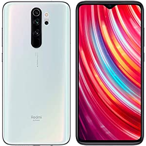 Xiaomi Redmi Note 8 Pro Dual SIM 128GB 6GB RAM White (UK VERSION)