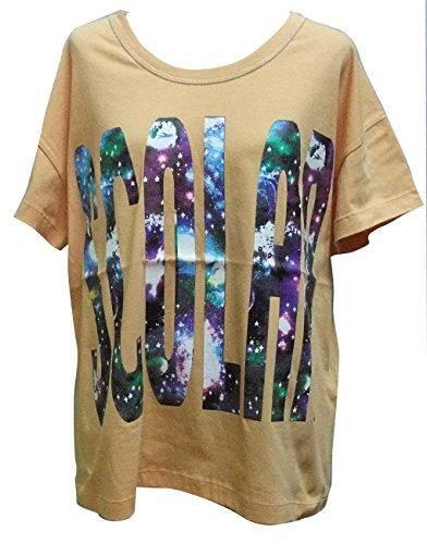 非行成り立つ本当のことを言うと処分 SCOLAR スカラー 半袖Tシャツ 152428