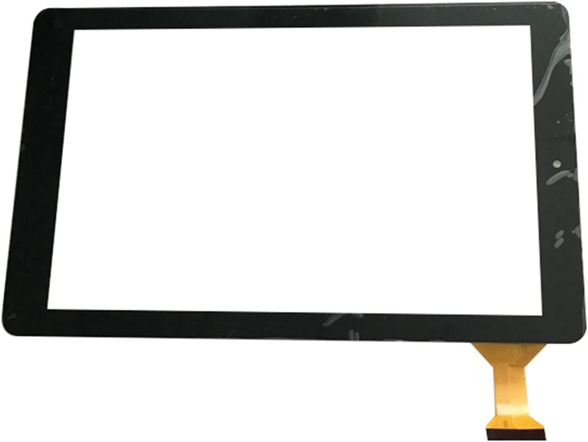 Black Color EUTOPING R New 10.1 inch for 10.1 RCA Viking II RCT6603W47 Touch Screen Digitizer Replacement for Tablet