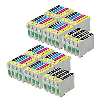 40 Cartuchos de Tinta compatibles para Impresora Epson XP ...