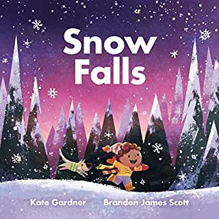Book Cover: Snow Falls