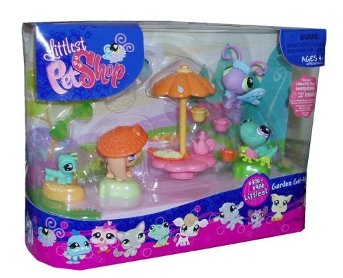 Littlest Pet Shop: Themed Playpacks - Garden Party ()