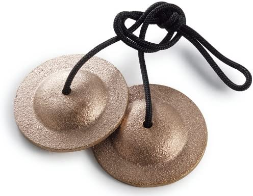 TreeWorks Chimes TRE-FC02 One Pair of Symphonic Quality Finger Cymbals