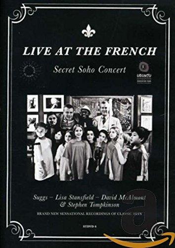 Vinilo : David McAlmont - Live at the French: Secret Soho Concert /  Various (United Kingdom - Import, Pal Region 2)