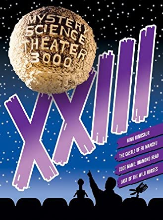Mystery Science Theater 3000: XXIII by Joel Hodgson