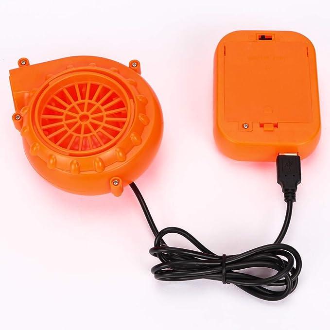 Amazon.com: MuLing - Mini ventilador con batería – perfecto ...