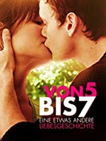 Filmcover Von 5 bis 7: Eine etwas andere Liebesgeschichte
